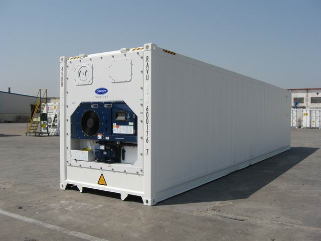 40′ Reefer (Refrigerated) Shipping Containers