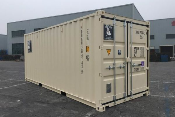 20' Shipping Container - Big Dog Containers | Edmonton